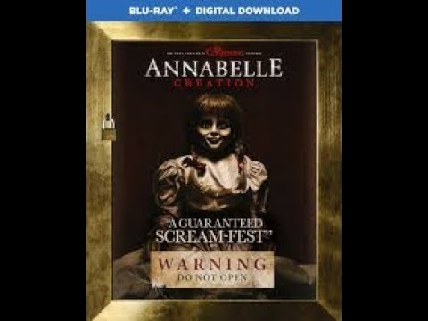 Opening to Annabelle:Creation 2017 Blu-Ray