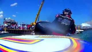 Graham Trucking Hydroplane at 2013 APBA Gold Cup Detroit