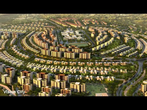 Rwanda Is Bulding A New City Called Vision City 2019
