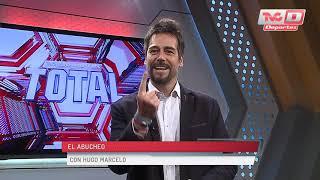 El Abucheo con Hugo Marcelo en TVCD Total 24 02 19