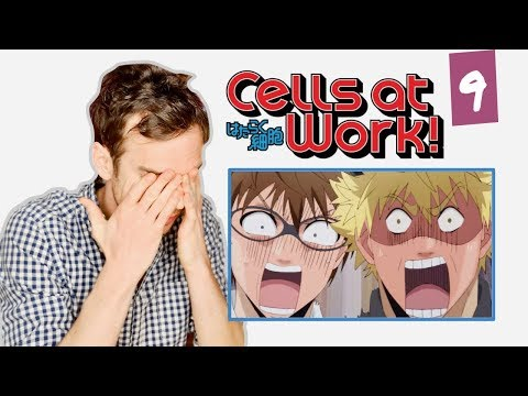 """DOCTOR reacts to CELLS AT WORK! // Episode 9 // """"Thymocytes"""""""