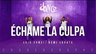 Video Échame La Culpa - Luis Fonsi, Demi Lovato | FitDance Life (Coreografía) Dance Video MP3, 3GP, MP4, WEBM, AVI, FLV Maret 2018