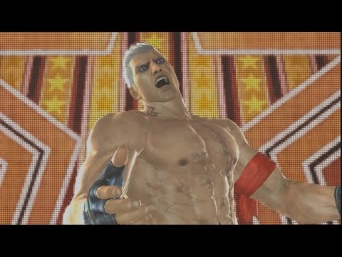 Tekken - Tekken Tag Tournament 2 Top 8 - Mr Naps vs. JustFrameJames - Evo 2014.