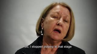 Officiating My Stories - Cheryl Danson