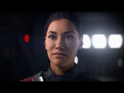 Star Wars Battlefront 2 Official Single-Player Story Scene Trailer