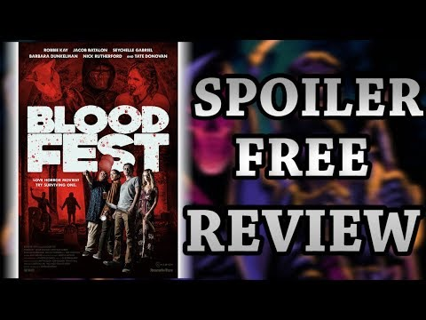 BloodFest Spoiler-Free Review