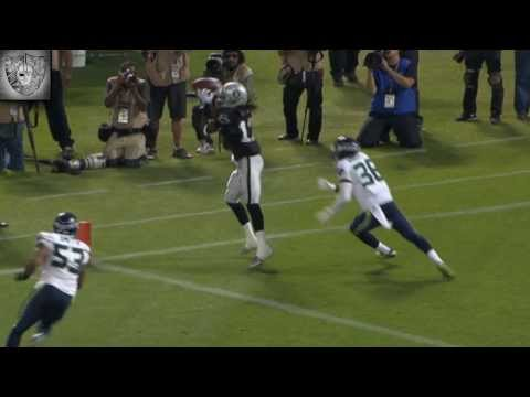 Oakland Raiders vs Seattle Seahawks Preseason Highlights 2014 (HD)