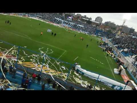 Recibimiento De Atlético Tucuman - La Inimitable - Atlético Tucumán - Argentina - América del Sur