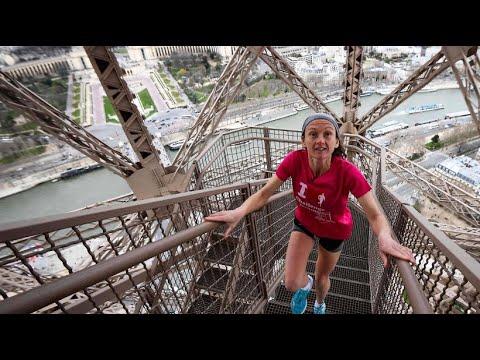 Schnellster Besucher: In 8 Minuten auf den Eiffeltu ...