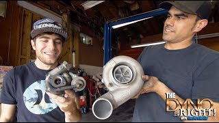 SUZUKI CAPPUCCINO $1000 Turbo Upgrade! - THE DYNO IS RIGHT #1 by That Dude in Blue