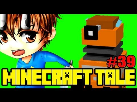 Let's Play A Minecraft Tale Ep. 39 - DALEK ATTACK!!