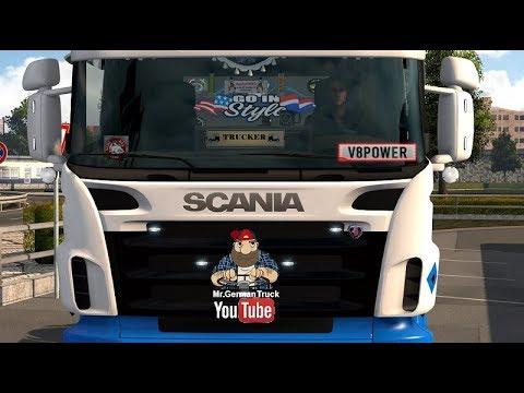 Lighting Nameplate & Others + Telepass for all Trucks v4.0