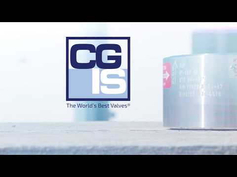 CGIS & Greenlane - A Severe Service Valve Success Story