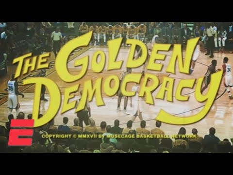 Kobe Bryant's 'The Golden Democracy': The Warriors know how to share the ball   Canvas   ESPN