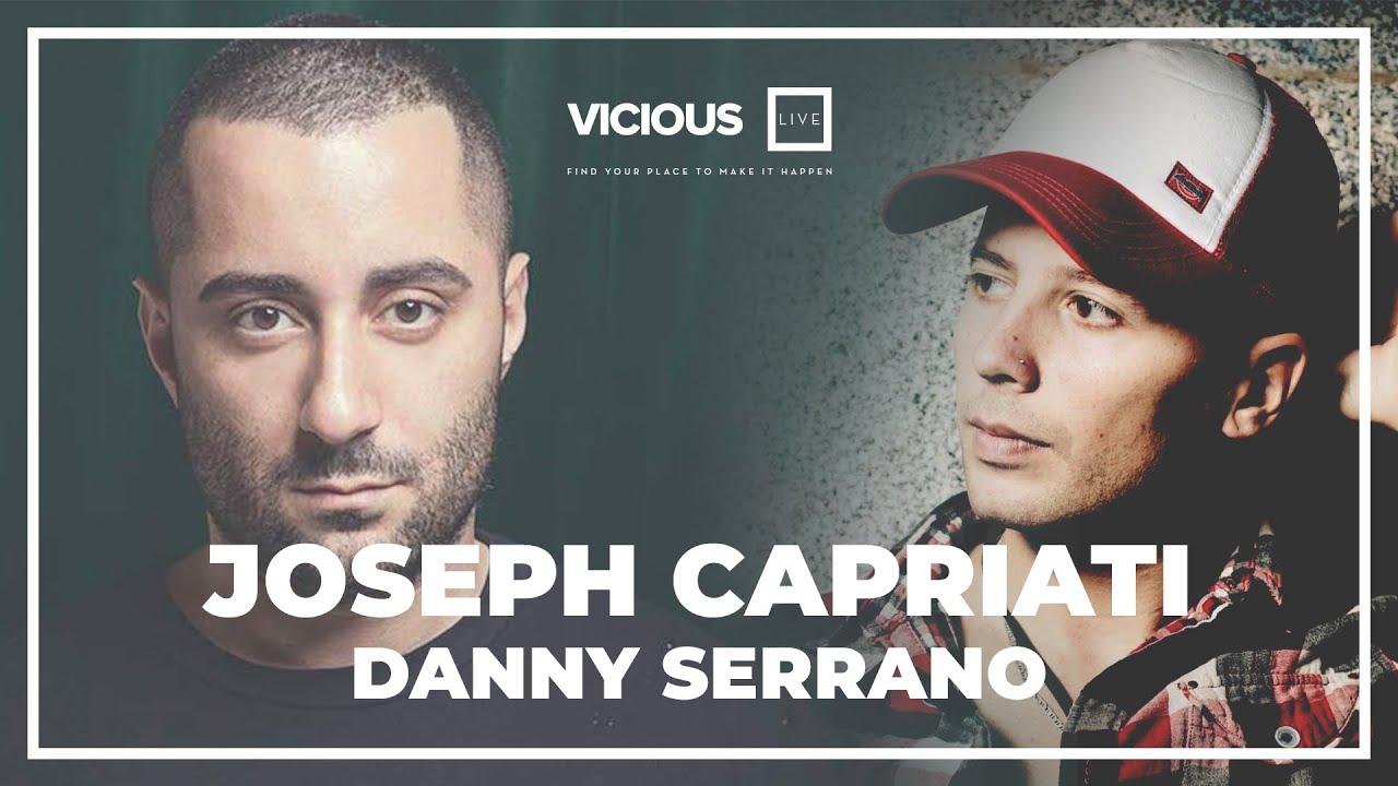Joseph Capriati & Danny Serrano @ Vicious Live 2013