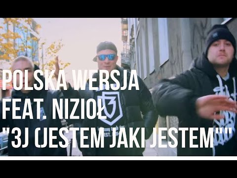 Video Polska Wersja - 3J (Jestem Jaki Jestem) feat. Nizioł prod. Choina download in MP3, 3GP, MP4, WEBM, AVI, FLV January 2017