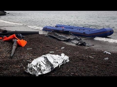 Κάλυμνος: Νέα τραγωδία με τέσσερα νεκρά προσφυγόπουλα