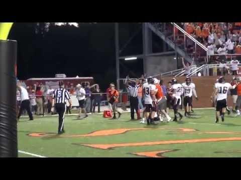 Football vs. Davidson - 10-18-14