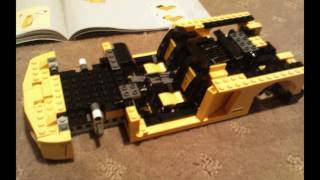 LEGO 8169 Lamborghini LP560-4 Spyder Timelapse (HD)