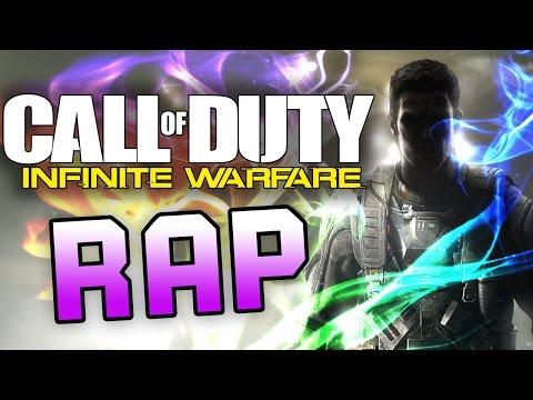 "Infinite Warfare Rap ""Infinite"" Tryhardninja feat. Jtmachinima"