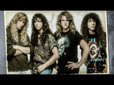 Megadeth – Back In The Day