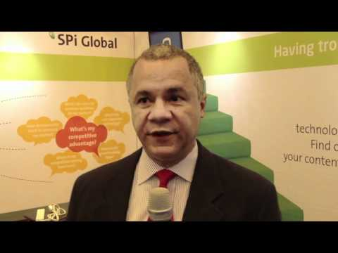 Meet with John Wheeler of SPi Global at The London Book Fair 2012