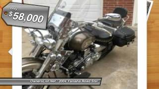 9. 2004 Yamaha Road Star GM008C