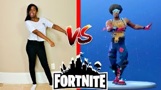FORTNITE DANCE CONTEST! - Onyx Family