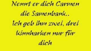 Sido - Carmen [KARAOKE]