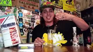 DAB REVIEW!!!!!!! P-51 (ROSIN) by Custom Grow 420