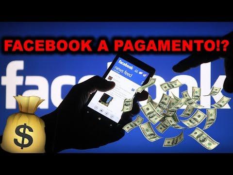 Facebook a PAGAMENTO da Ottobre | NEWS TECH
