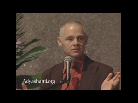 Adyashanti Video: The Beginning of Separateness