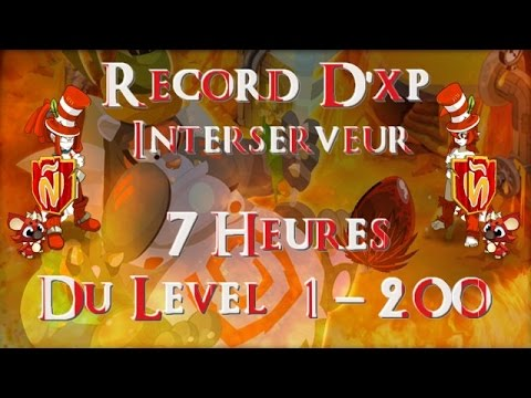 comment monter lvl 200 dofus