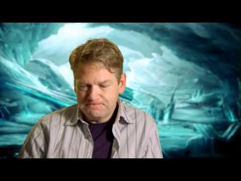 THOR - Kenneth Branagh (Regie) über Nathalie Portman (Interview)
