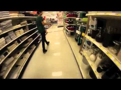 Vandalism - Dumbass fucks ruining stores and causing problems for employees. You guys are super rebellious and cool!