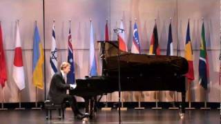Download Lagu Dmitri Levkovich at the XV Gina Bachauer Int'l Artists Competition 2010 Mp3