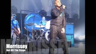 MORRISSEY - Get Off The Stage (Single Version)