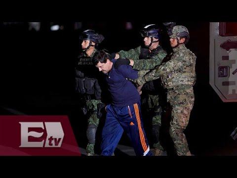 Gobierno de México da luz verde al traslado de El Chapo a EU
