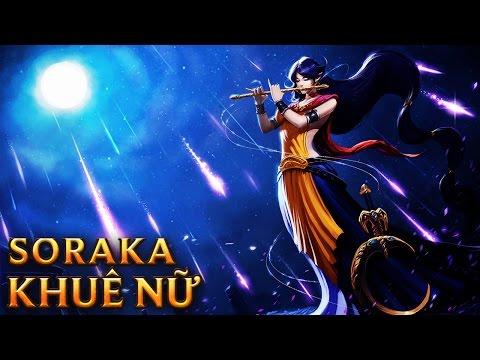 Soraka Khuê Nữ - Divine Soraka