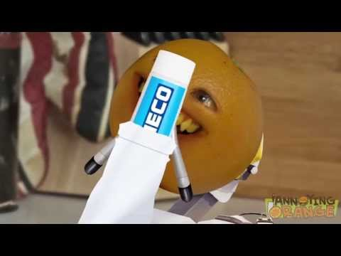 Otravný Pomeranč - Totálně de(me)ntální