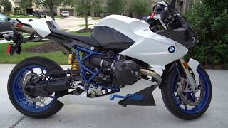 8. 2008 BMW HP2 Sport walk around
