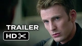 Captain America  The Winter Soldier Trailer 1  2014    Chris Evans Movie Hd