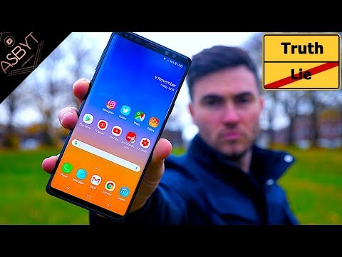 Samsung Galaxy Note 9 REAL Review - The TRUTH 3 Months Later!