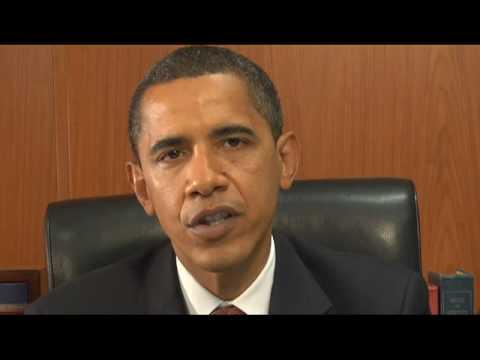 0 Obama über den Klimawandel  Angie über Green IT
