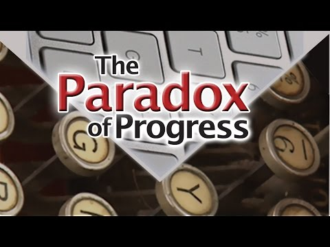 , title : 'The Paradox of Progress - Full Video'