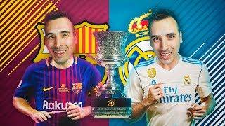Vive la vuelta de la final de la Supercopa de España en directo conmigo!! ➡   CANAL DE FOOTBIE:...
