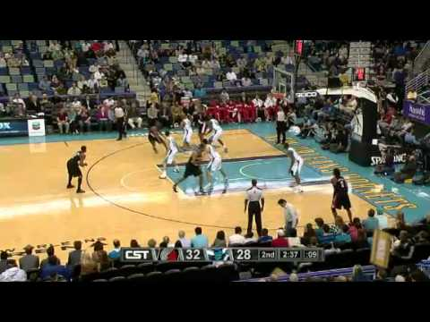 Portland Trail Blazers 84 – New Orleans Hornets 77