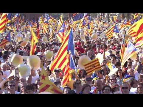 A punt – endavant república catalana