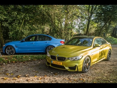 BMW M3 & M4 review
