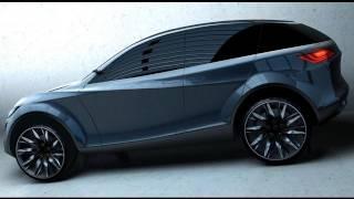 CATIA V6 | Industrial Design | CATIA for Transportation Design Teaser